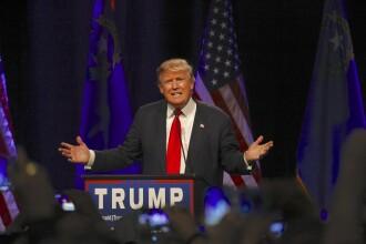 Trump, convins că noul virus va dispărea cu timpul. De ce s-a certat cu un jurnalist care l-a contrazis