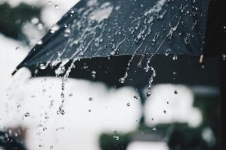 Vremea azi, 1 august 2020. Zonele în care vor apărea averse de ploaie