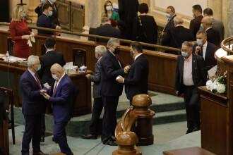 Senatul a adoptat proiectul privind prelungirea mandatelor aleşilor locali