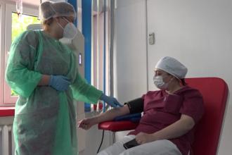 Primăria Capitalei anunță un proiect pentru stimularea donării de plasma. 1.000 de euro pentru fiecare donator