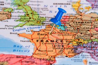 Franța, noi măsuri de relaxare. Din ce țări se va putea călători fără restricții