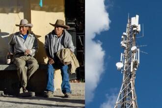 Țărani din Peru au ţinut captivi 8 tehnicieni de teamă că vor instala antene 5G