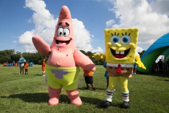 Surpriză în comunitatea LGBT. SpongeBob Pantaloni Pătrați este gay