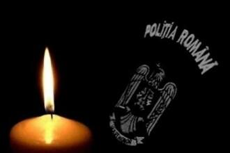 A murit primul polițist român, după ce s-a infectat cu Covid-19. Bărbatul avea 49 de ani