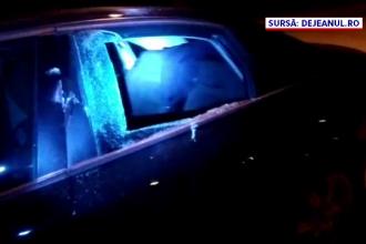 Incredibil câte mașini a putut să distrugă un individ, într-o singură noapte. Care a fost motivul