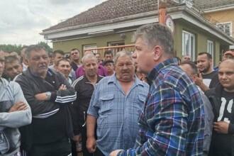 Protest de amploare la Târgu Mureș. Ce au cerut sute de angajați ai societății de salubrizare