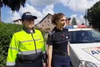 Cu femeile nu te pui. Cum au reușit două polițiste să pună la pământ un bărbat înarmat cu o sabie și un cuțit