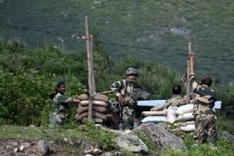 Conflict militar. 20 de soldați indieni au murit după o luptă cu trupele Chinei