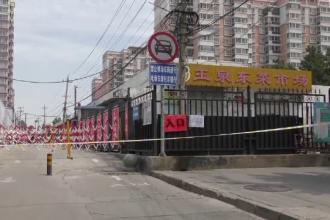 Beijingul, tot mai aproape de carantină. Scenariul seamănă cu cel din Wuhan