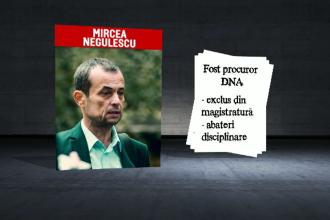 """Procurorul """"Portocală"""", trimis în judecată. Ce acuzații i se aduc fostului magistrat"""