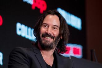 Suma pe care trebuie să o scoată fanii din buzunar pentru o întâlnire cu Keanu Reeves