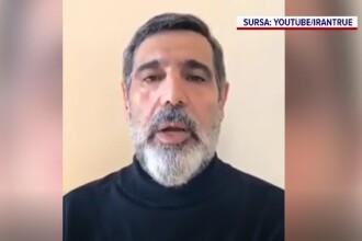 Ultimul mesaj al iranianului care a căzut de la etaj, într-un hotel din Capitală. Ce spune poliția