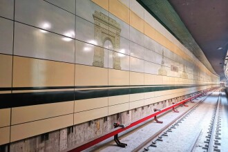 Primele teste la metroul din Drumul Taberei. Când va fi pusă în funcțiune Magistrala 5