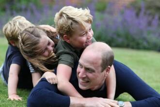 Cum a sărbătorit Prinţul William împlinirea a 38 de ani. GALERIE FOTO