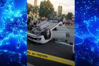 Accident demn de o cascadorie în Drobeta-Turnu Severin. Ce a făcut un bărbat de 56 de ani. VIDEO