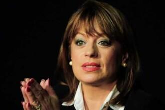 Actriţa Adriana Trandafir, diagnosticată cu Covid-19. Mesajul apărut pe Facebook