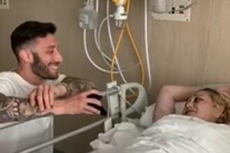 VIDEO emoționant. Un italian și-a cerut în căsătorie iubita înainte ca ea să moară