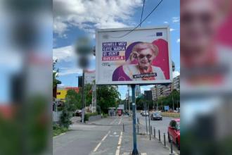 """""""Numele meu este Maria și sunt bisexuală"""". Panourile stradale care au provocat reacția Patriarhiei"""