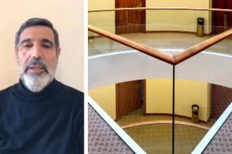 Moartea judecătorului iranian a fost surpinsă de camerele de supraveghere. Ce s-a întâmplat cu înregistrarea