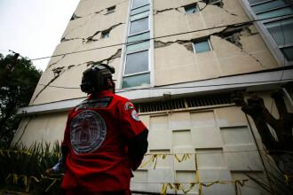 Morți și răniți în urma unui cutremur uriaș în Mexic. S-a emis alertă de tsunami