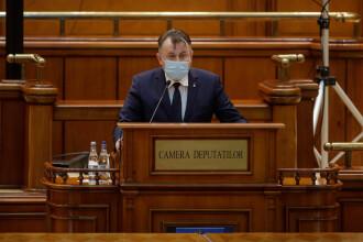 """Deputaţii au adoptat moţiunea simplă împotriva ministrului Sănătăţii: """"Se ocupă de tunuri"""""""