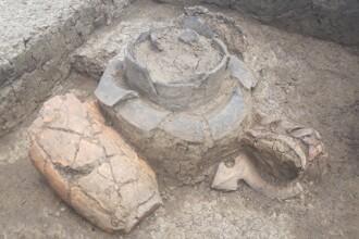 Descoperire arheologică importantă în Timișoara. Rămășițele a sute de oameni arși pe rug, găsite pe un șantier