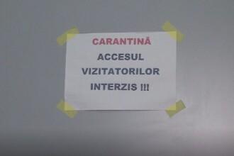 Un nou focar de coronavirus într-un spital din România: zeci de medici sunt infectați