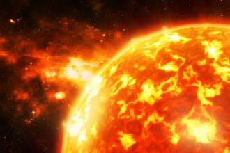 VIDEO: Imagini incredibile cu transformările prin care trece soarele într-un deceniu