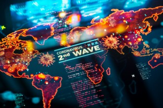Avertisment dur al OMS: Al doilea val de coronavirus ar putea provoca milioane de decese