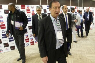 Carlos Bilardo, fostul selecţioner al Argentinei, testat pozitiv la Covid-19