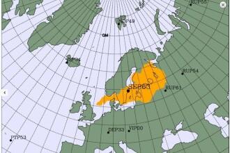 Creştere uşoară a radioactivităţii de origine umană în Europa de Nord. De unde provin radiațiile