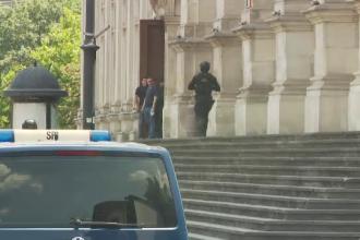 """Alertă falsă cu bombă la Curtea de Apel București. Sute de oameni au fost evacuați: """"Dar ce suntem noi, teroriști?"""""""