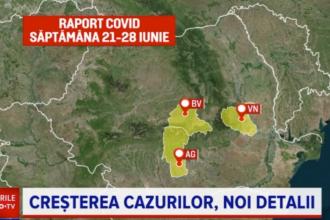 Analiză INSP asupra cazurilor de Covid-19 în România. Județele care conduc topul deceselor