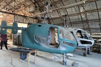 Zece elicoptere produse clandestin, descoperite în urma unor percheziții, în Republica Moldova