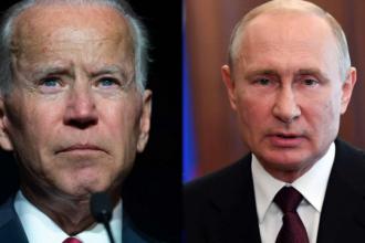 Când are loc întâlnirea dintre Joe Biden și Vladimir Putin la Geneva
