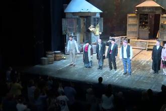 """Piesele de teatru, la mare căutare: """"Foarte frumos. E prima dată după ce a fost pandemia"""""""