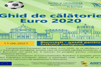 ANPC a lansat Ghidul de călătorie Euro 2020. Ce reguli conține