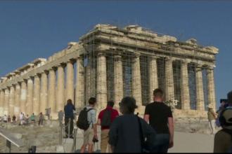 Grecii, nemulțumiți de renovarea Acropolei din Atena. Ce schimbări s-au făcut