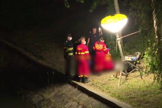 Un bărbat din Timişoara s-a înecat în canalul Bega. A dispărut în apă după câțiva metri