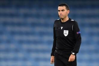 EURO 2020: Ovidiu Haţegan va arbitra meciul Polonia - Slovacia