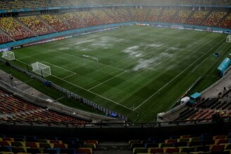 Dezastru la centrul de acreditare de la Euro 2020. Arena Națională nu e singura victimă a inundațiilor