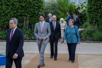 Summitul G7. Liderii solicită noi probe privind originea coronavirusului. Ce mesaj au pentru Rusia