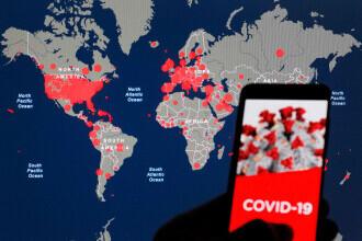 """Comitetul de Urgenţă OMS: Pandemia Covid-19 este """"departe de a se fi terminat"""""""