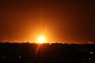 După câteva săptămâni de la armistițiu, au izbucnit din nou atacurile între Israel și Fâșia Gaza