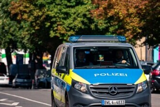 Atac armat într-un oraș din Germania: Două persoane au murit