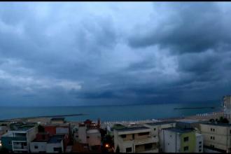 România, sub influența unui ciclon de la Marea Neagră. În Bulgaria a provocat inundații severe