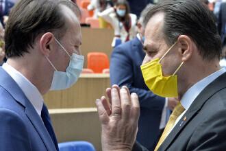 """Orban: """"Cîţu este în poziţia pe care o are ca urmare a negocierilor conduse de mine"""". """"Este un lucru care mă afectează"""""""