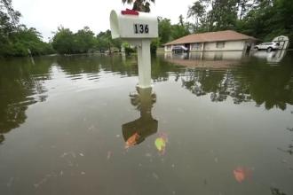 Furtuna tropicală Claudette a lovit Statele Unite, unde a provocat inundații serioase