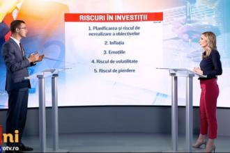 iBani. Top 5 riscuri în investiții. Cum ne afectează inflația și care sunt soluțiile