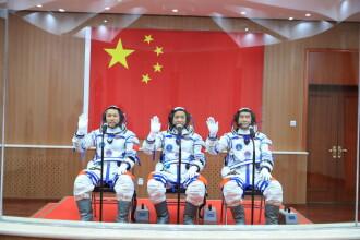 China vrea să trimită un echipaj uman pe Marte în 2033 și să instaleze o bază locuită permanent pe Planeta Roșie